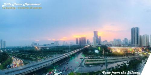 Hanoi D'Capitale Condominium - A Romantic Getaway, Cầu Giấy