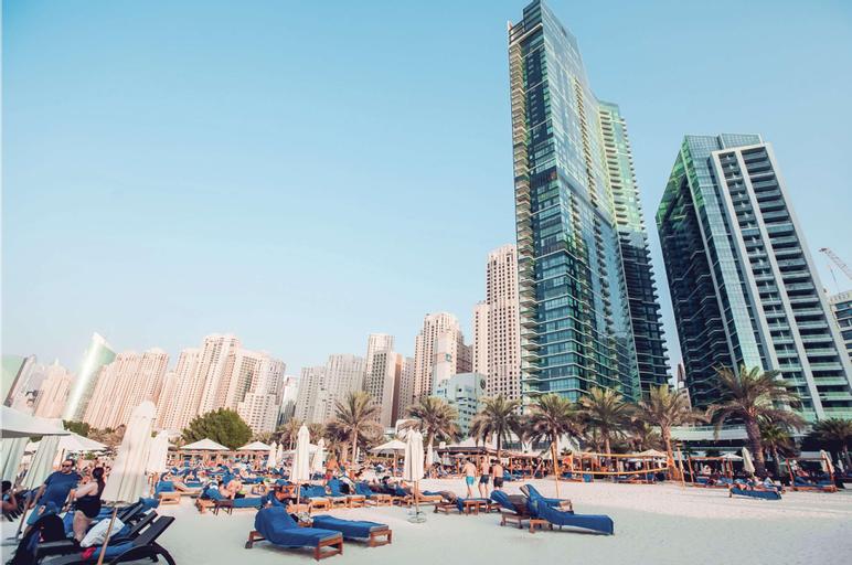 DoubleTree by Hilton Hotel Dubai - Jumeirah Beach,