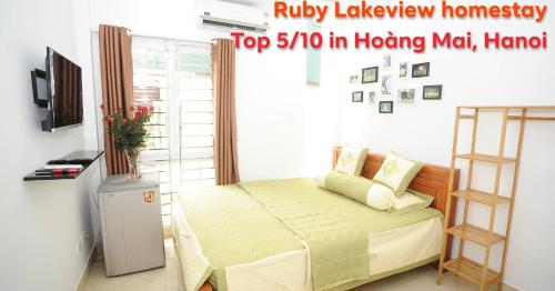 Ruby Lakeview Homestay, Hoàng Mai