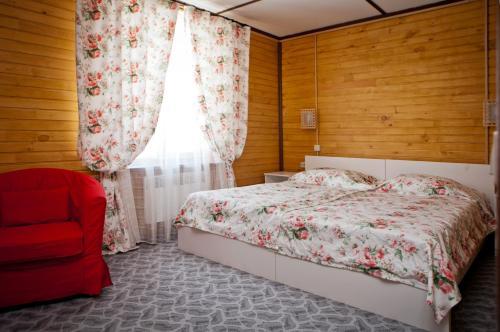 Park Hotel Bely Sobol, Slyudyanskiy rayon
