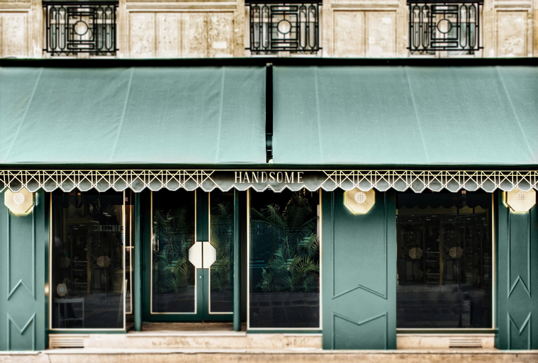 Handsome Hotel by Elegancia, Paris