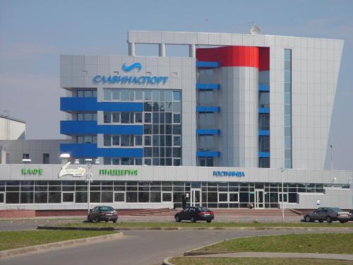 Slavinasport Hotel, Zhlobin