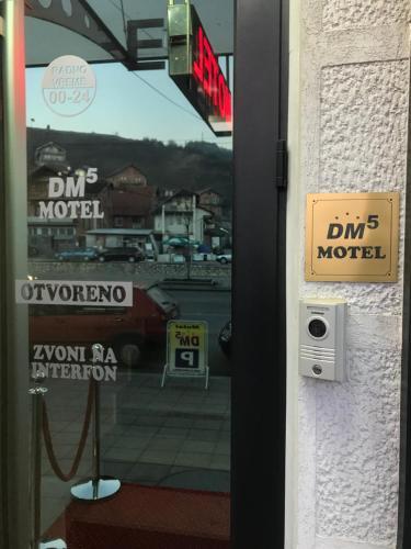 Prenociste DM5, Novi Pazar