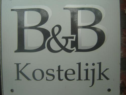 B & B Kostelijk, Enschede