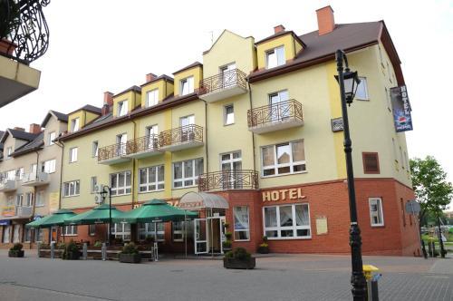 Secession Hotel, Łęczna