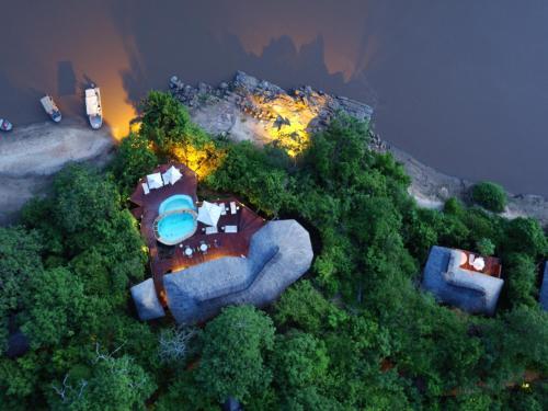 Serena Mivumo River Lodge, Rufiji
