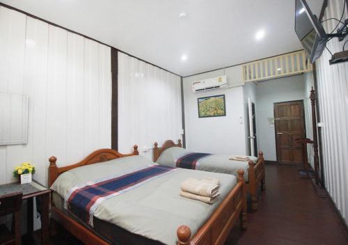 OB ARUN House, Bangkok Yai