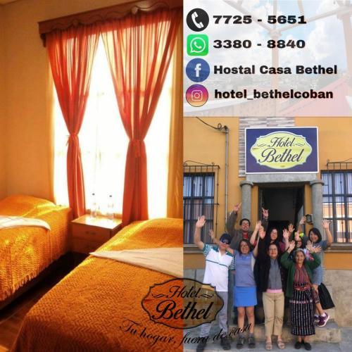 Hotel Bethel, Cobán