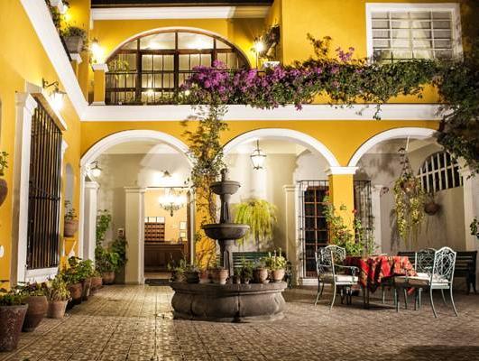 La Hosteria, Arequipa