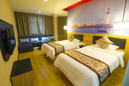 Thank Inn Chain Hotel Shandong Weifang Changyi Tianshui Road, Weifang
