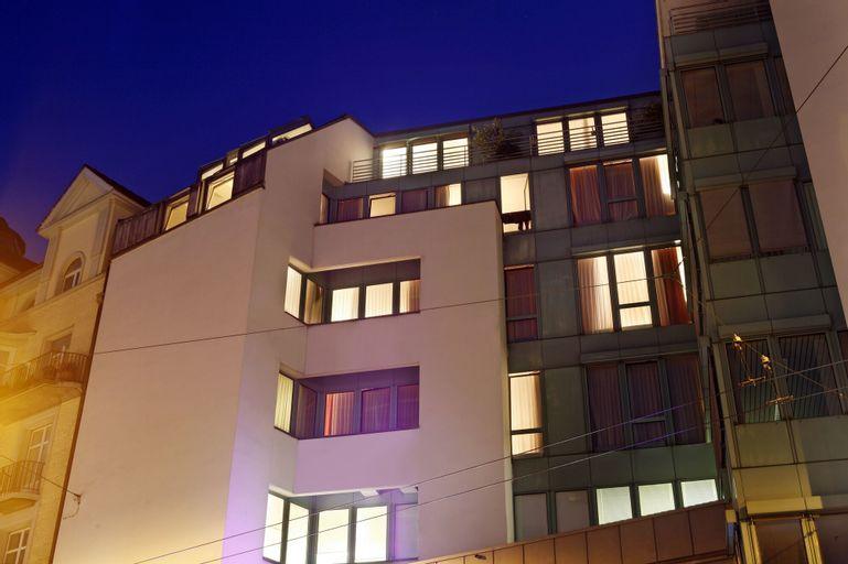 Hotel Ambassador, Luzern