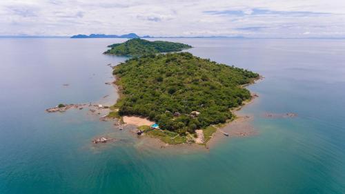 Blue Zebra Island Lodge, Lake Malawi