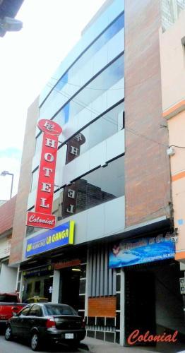 Hotel Colonial, Guaranda