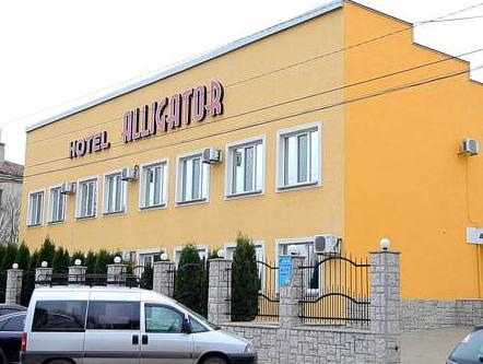 Hotel Aquapark Alligator, Ternopil's'ka