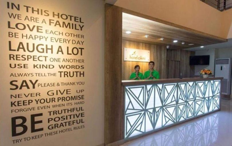 Hotel Cikini, Central Jakarta