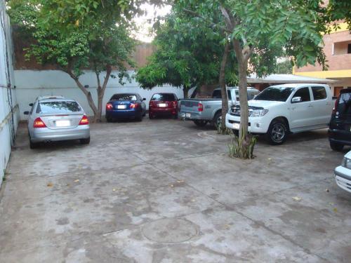 Terwindt Hotel, Encarnación