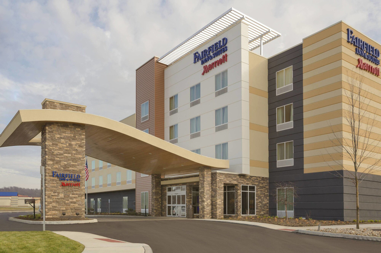 Fairfield Inn & Suites Pittsburgh Airport/Robinson Township, Allegheny