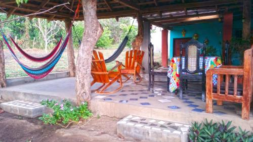 Loren's House, Moyogalpa
