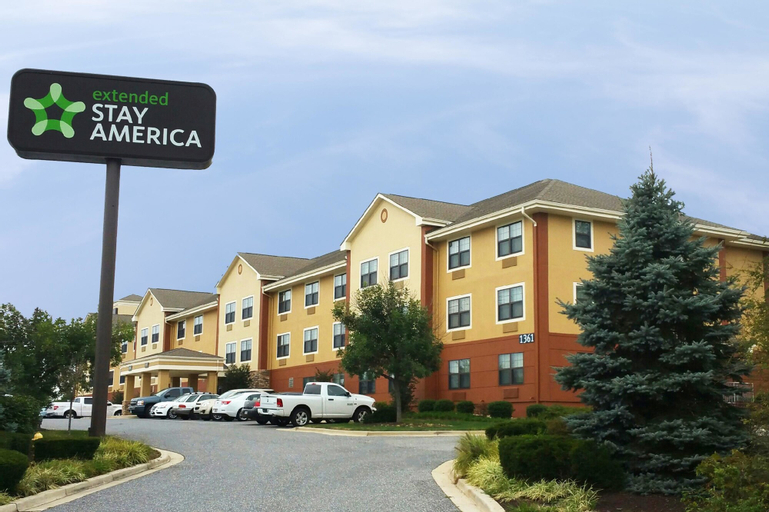 Extended Stay America Baltimore - Bel Air - Aberdeen (Pet-friendly), Harford