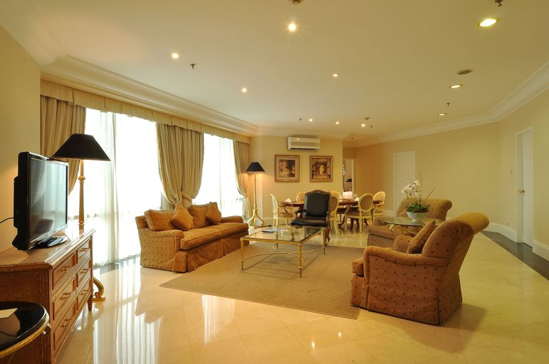 Batavia Apartments Service Residence, Central Jakarta