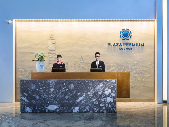 Plaza Premium Lounge Terminal 2 Zone A, Taoyuan
