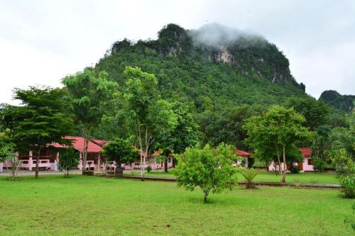 Kaokondo resort, Sangkhla Buri