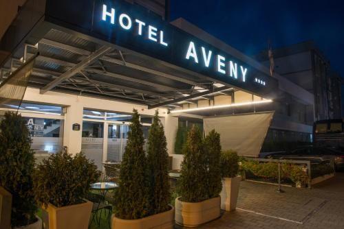 Garni Hotel Aveny, Čačak
