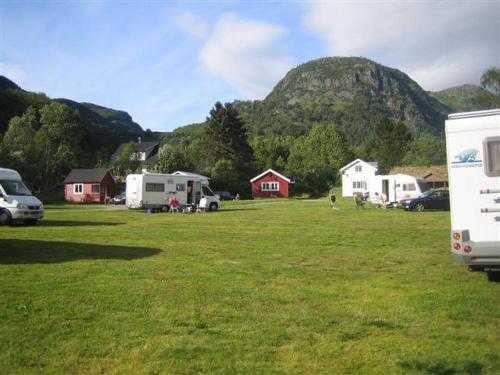 Seim Camping, Odda
