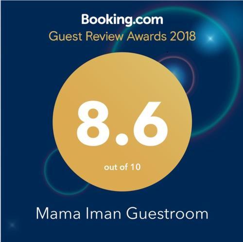 Mama Iman Guestroom, Kemaman