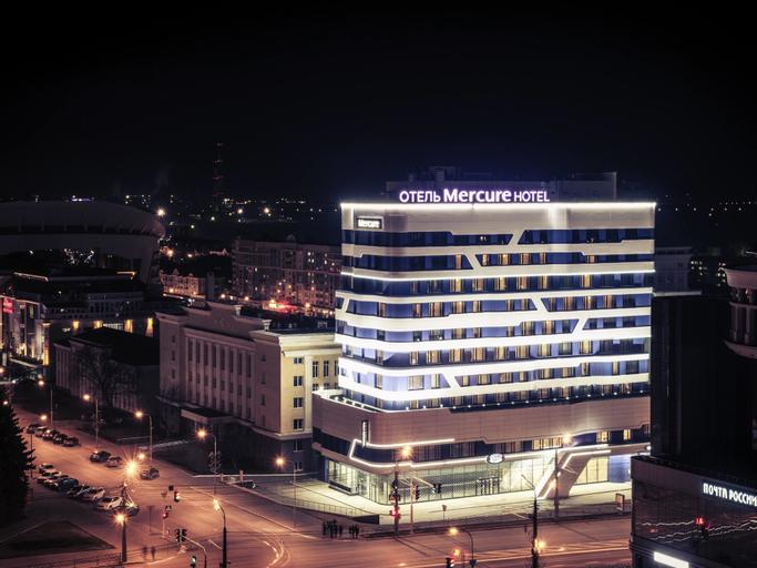 Mercure Saransk Center, Saransk gorsovet