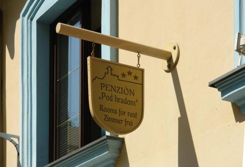 Penzion Pod Hradom, Trenčín