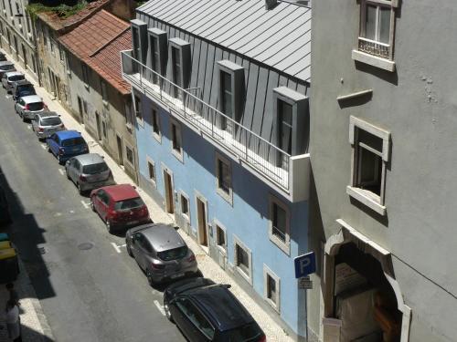 Blue House - Santa Marta II, Lisboa