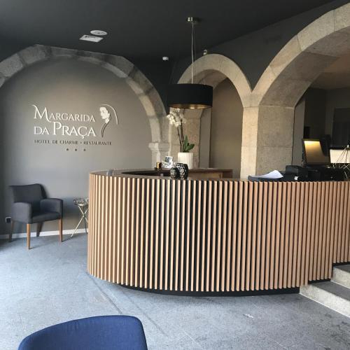 Hotel Margarida Da Praca, Viana do Castelo