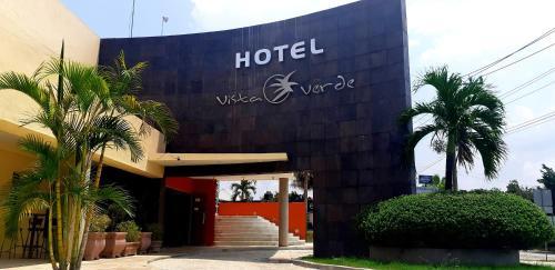 HOTEL VISTA VERDE, Axtla de Terrazas