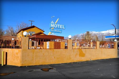 Mount Whitney Motel, Inyo