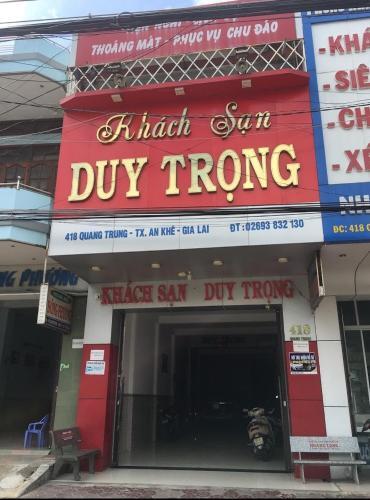 Khach San Duy Trong, An Khê