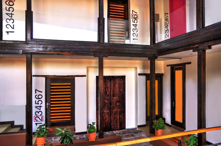 Hotel Casa Gardenia, Quito