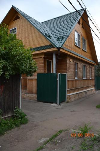 Cottage in Staraya Russa, Starorusskiy rayon