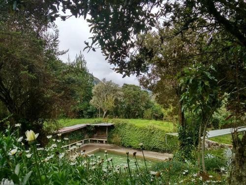 Termas El Pantanal, Quijos