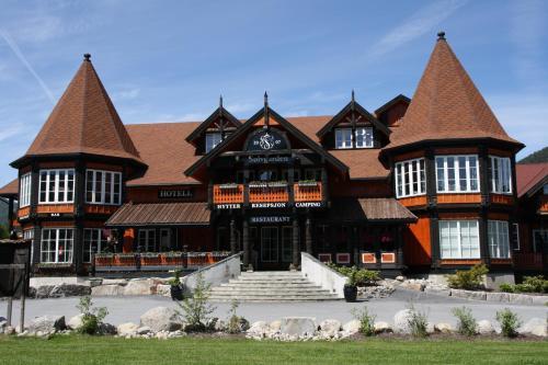 Sølvgarden Hotel, Valle