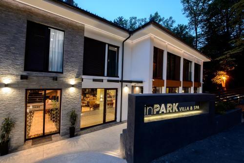 In Park Villa, Valjevo
