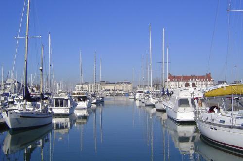 Résidence du Port, Calvados