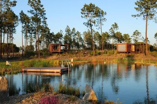 Cocoon Eco Design Lodges, Alcácer do Sal