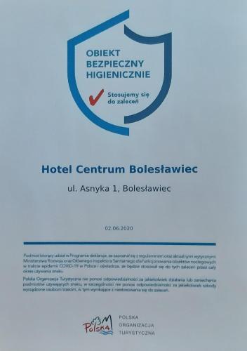 Hotel Centrum, Bolesławiec