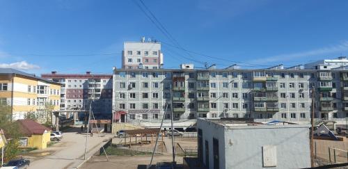 Комната на Автодорожнои, Yakutsk gorsovet