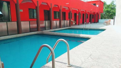Hotel La Privada, Tamasopo