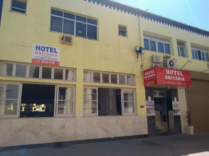 Britânia Hotel, Ilhéus