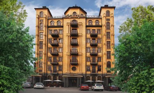 Hotel Kurortnyy, Predgornyy rayon