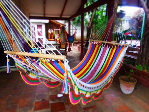 Casa Benjamin Linder, Managua
