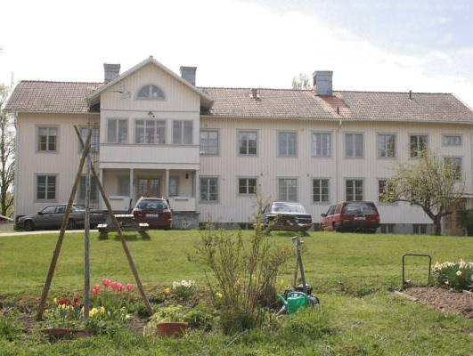 STF Vandrarhem Edsbyn, Ovanåker
